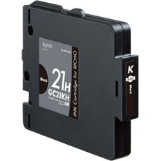 Richo GC-21K Black 37 ml replacement ink cartridge