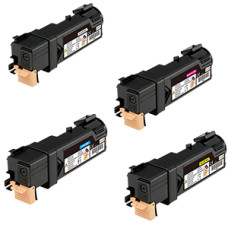 Epson Aculaser C 2900 / CX 29 Set (BK/C/M/Y, 10500 pages). Compatible Toner Cartridges.