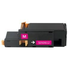 Epson 0612 Magenta (1400 pages) C13S050612. Compatible Toner Cartridge  (not Epson Original).