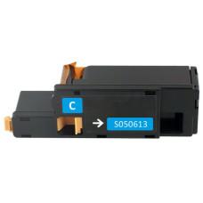 Epson 0613 Cyan (1400 pages) C13S050613. Compatible Toner Cartridge  (not Epson Original).