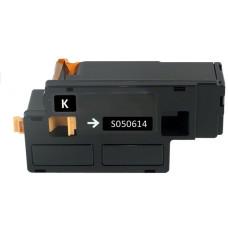 Epson 0614 Black (2000 pages) C13S050614. Compatible Toner Cartridge  (not Epson Original).