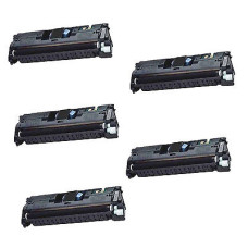 HP Q3960A / HP 122A Set Plus BK (2 x Black/Cyan/Magenta/Gul) 22000 pages Toner Cartridges, Replacement