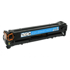 HP CE321A / 128A Cyan (1800 pages) Toner Cartridge compatible (not HP Original).