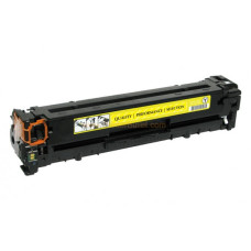 HP CE322A / 128A Yellow (1800 pages) Toner Cartridge compatible (not HP Original).