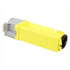 Xerox Phaser 6125 Yellow (106R01333) 1000 pages. Toner Cartridge, Compatible