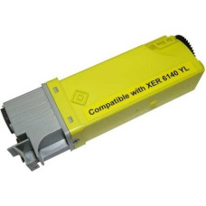 Xerox Phaser 6140 Yellow (106R01479) 2000 pages. Compatible (not Xerox original) Toner Cartridge. Free Delivery!